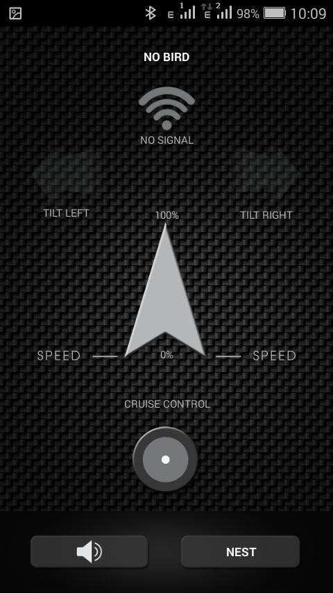 Простой режим полета The Flying App