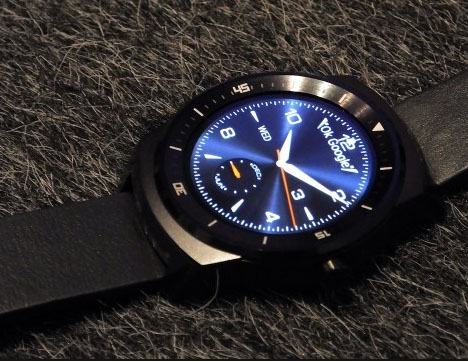 умные G Watch
