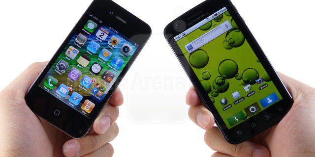 Apple выиграла суд у Motorola Mobility