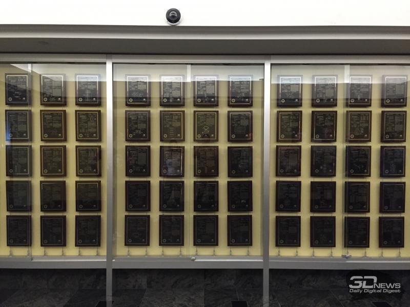 Лаборатория NVIDIA в Санта-Кларе