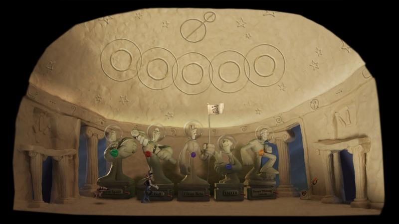 Зал славы армикрогских астронавтов