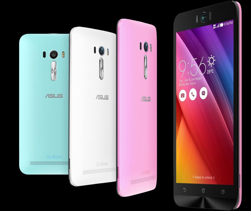 ASUS Zenfone Selfie – официальное фото
