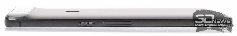 Huawei/Google Nexus 6P – боковой торец