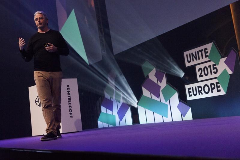 Джон Ричителло - директор Unity Technologies