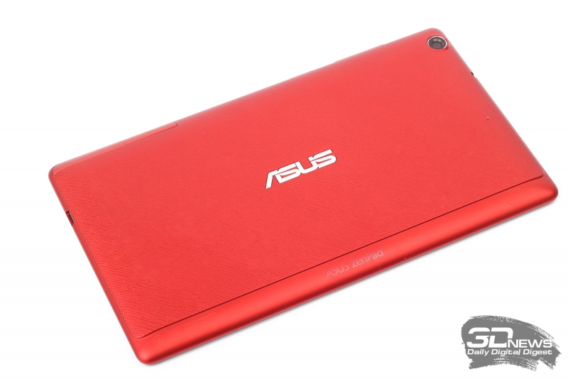 ASUS ZenPad C 7.0 – задняя панель
