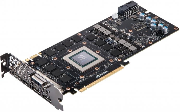 Графическая карта NVIDIA GeForce GTX Titan X c память GDDR5
