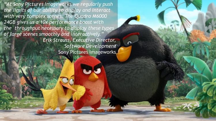 Создатели фильмов действительно нуждаются в больших объёмах видеопамяти