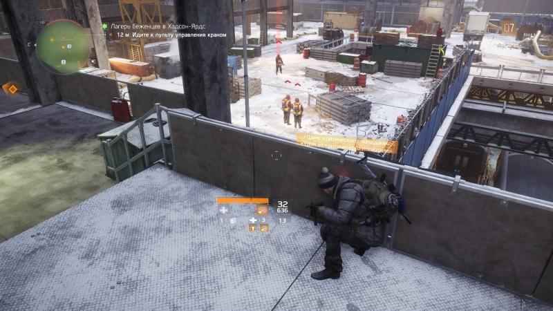 Высота занятой позиции крайне важна: расстрелять неприятеля с балкона гораздо проще