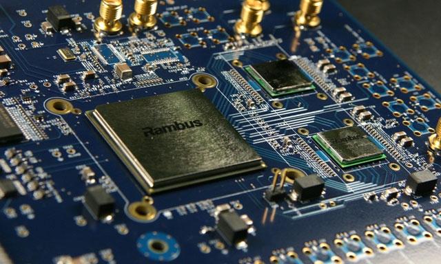 Микросхема Rambus