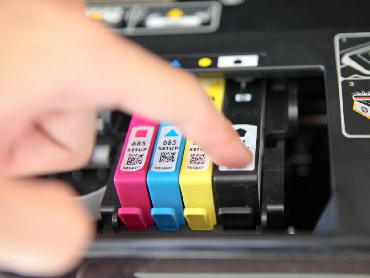 Краски для лазерного принтера
