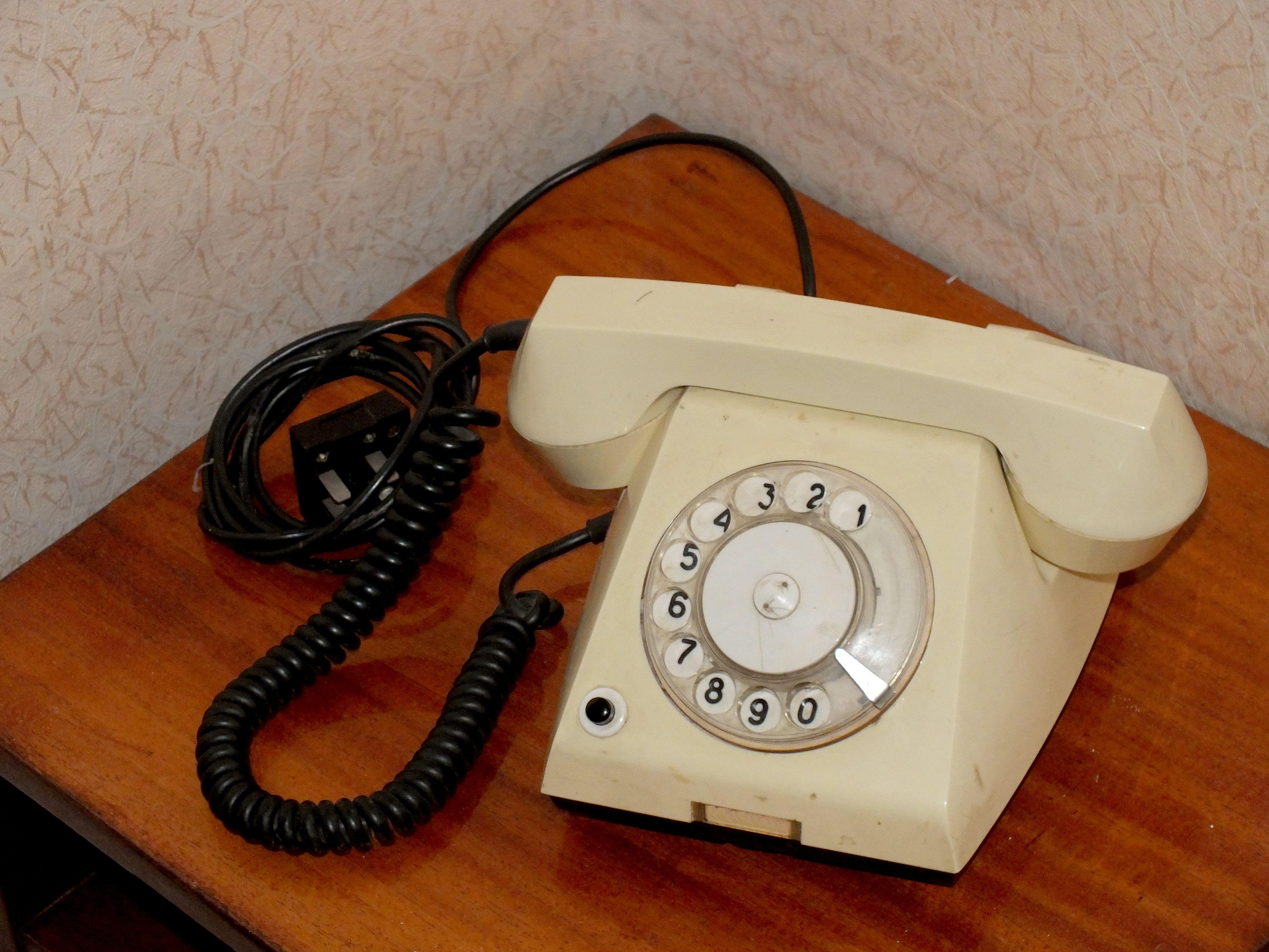 Подключаем стационарный телефон