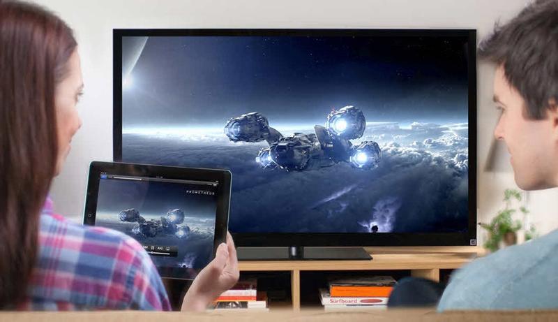 Как подключить ipad к телевизору