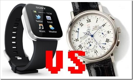 Умные часы или просто часы