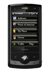 Коммуникатор Pharos Traveler 127 с GPS-приемником можно приобрести без заключения контракта