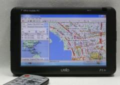 UMPC с GPS модулем и анализатором дыхания - бой пьющим водителям!
