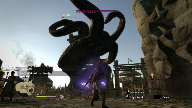 После боя с гидрой в Dragon's Dogma очень сложно не влюбиться