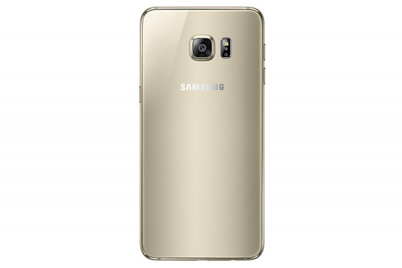 Samsung GALAXY S6 Edge+ – задняя панель (фото с официального сайта)