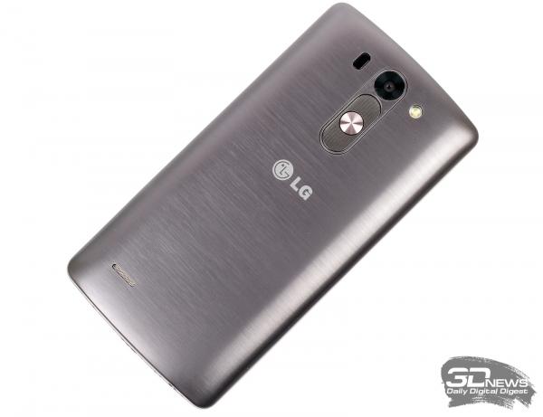 LG G3s LTE – задняя панель