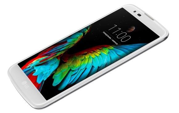 LG K10 LTE – официальное фото (с русскоязычного сайта LG)